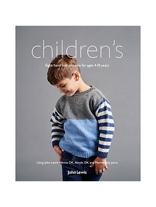 db733ec534ad John Lewis   Partners Children s Knitting Pattern Book