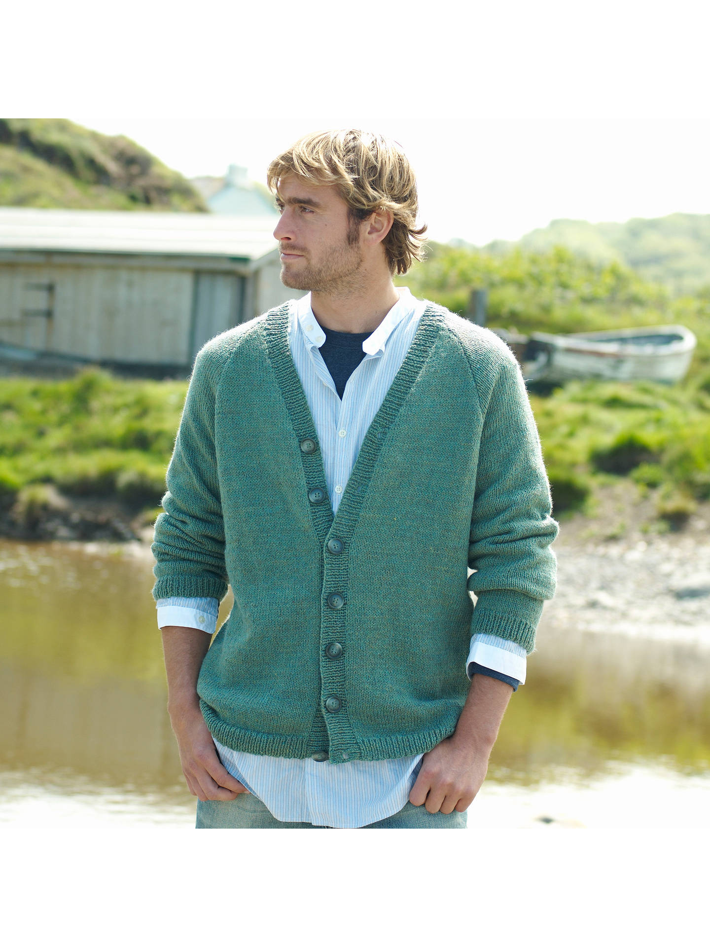 00ecb92353a7 ... Buy Sirdar Simple Easy Knits Pattern Book Online at johnlewis.com ...