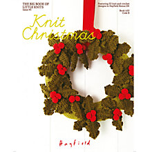 Buy Sirdar Knit Christmas Pattern Book Online at johnlewis.com