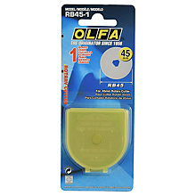 Buy Habico Olfa Replacement Blades, 45mm Online at johnlewis.com