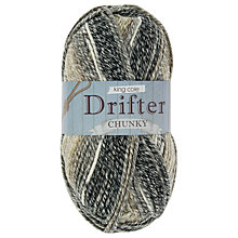 Buy King Cole Drifter Chunky Yarn, 100g Online at johnlewis.com