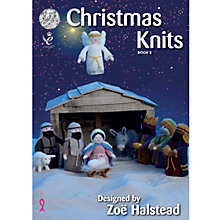 Buy King Cole Christmas Knits Book Three by Zoe Halstead Online at johnlewis.com