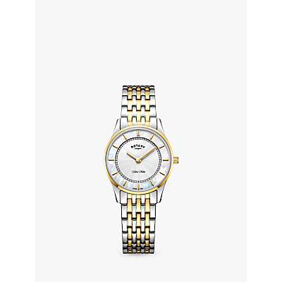Rotary Women's Ultra Slim Bracelet Strap Watch