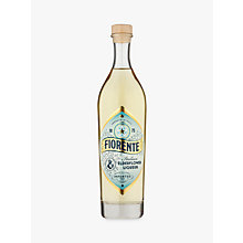 Buy Fiorente Elderflower Liqueur, 70cl Online at johnlewis.com