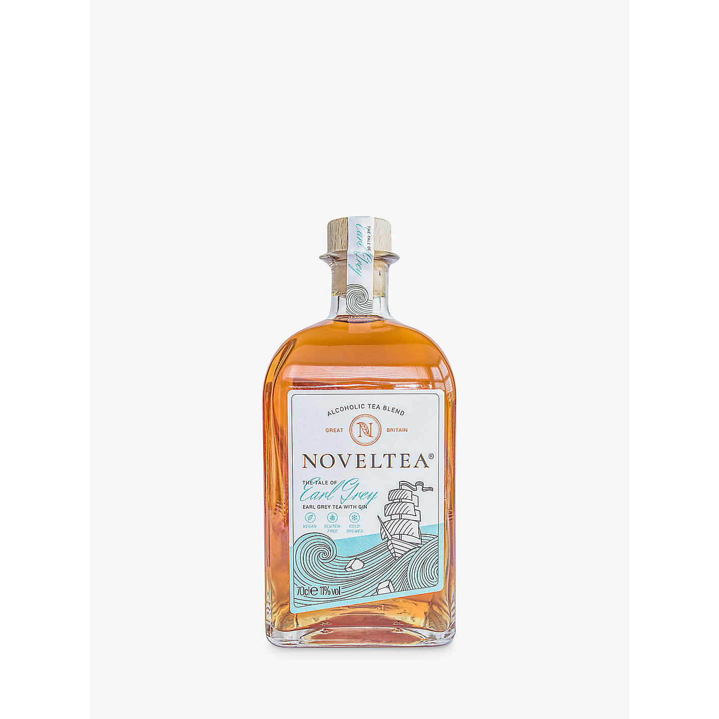 Alcohol gifts john lewis buy noveltea the tale of earl grey gin 70cl online at johnlewis negle Choice Image