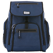Buy Antler Urbanite Evolve Large Backpack, Navy Online at johnlewis.com