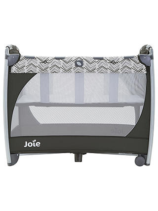 Buy Joie Baby Excursion Change & Bounce Travel Cot, Abstract Arrows Online at johnlewis.com