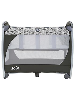 Joie Excursion Change & Bounce Travel Cot, Abstract Arrows