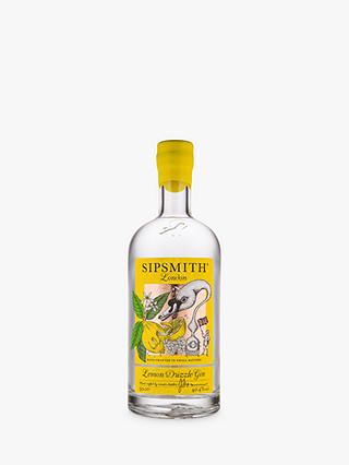 Buy Sipsmith Lemon Drizzle Gin, 50cl Online at johnlewis.com