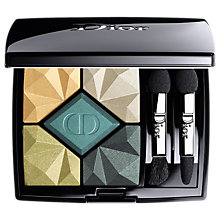 Buy Dior 5 Couleurs Limited Edition Eyeshadow, 347 Emerald Online at johnlewis.com