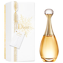 Buy Dior J'adore Eau de Parfum Gift Wrapped, 100ml Online at johnlewis.com