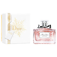 Buy Dior Miss Dior Eau de Parfum Gift Wrapped, 100ml Online at johnlewis.com