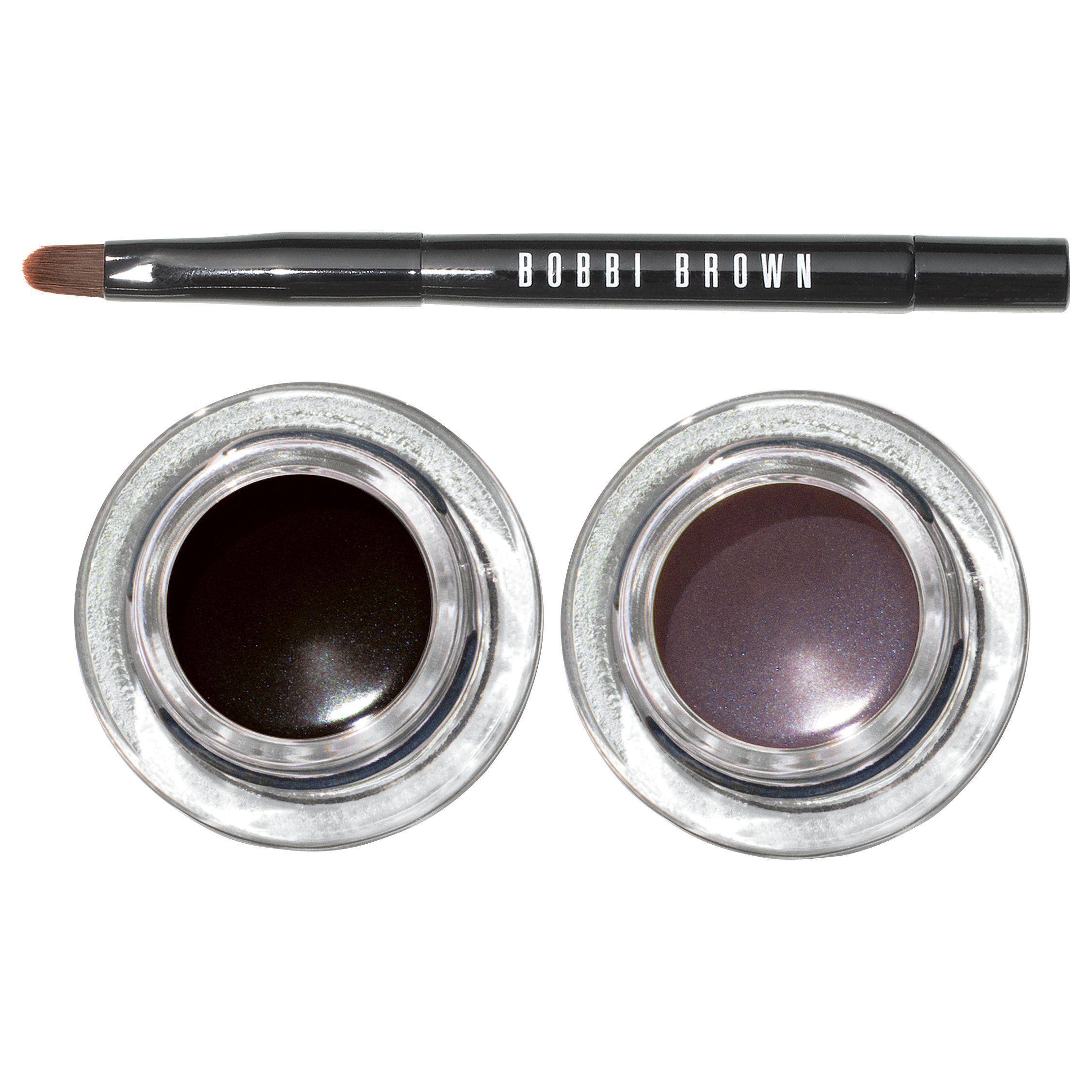 Bobbi Brown Cat Eye Long Wear Gel Eyeliner & Brush Set