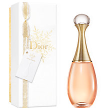 Buy Dior J'adore Injoy Eau de Toilette Gift Wrapped, 100ml Online at johnlewis.com