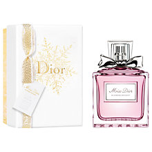 Buy Dior Miss Dior Blooming Bouquet Eau de Toilette Gift Wrapped, 100ml Online at johnlewis.com
