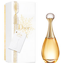 Buy Dior J'adore Eau de Parfum Gift Wrapped, 50ml Online at johnlewis.com