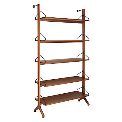 John Lewis Soren Wide 5 Shelf Storage Unit