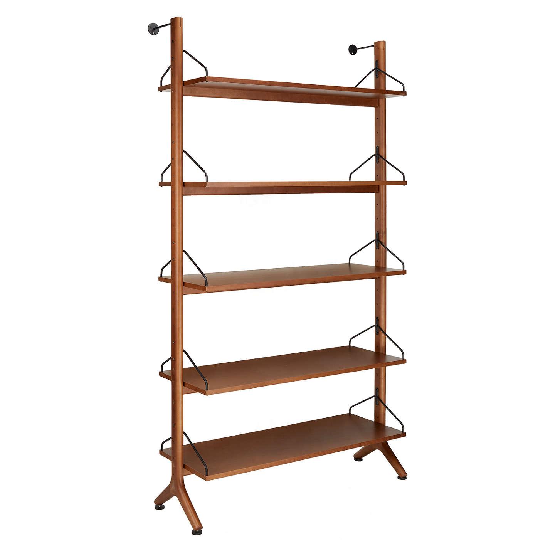 BuyJohn Lewis Soren Wide 5 Shelf Storage Unit Online At Johnlewis.com ...