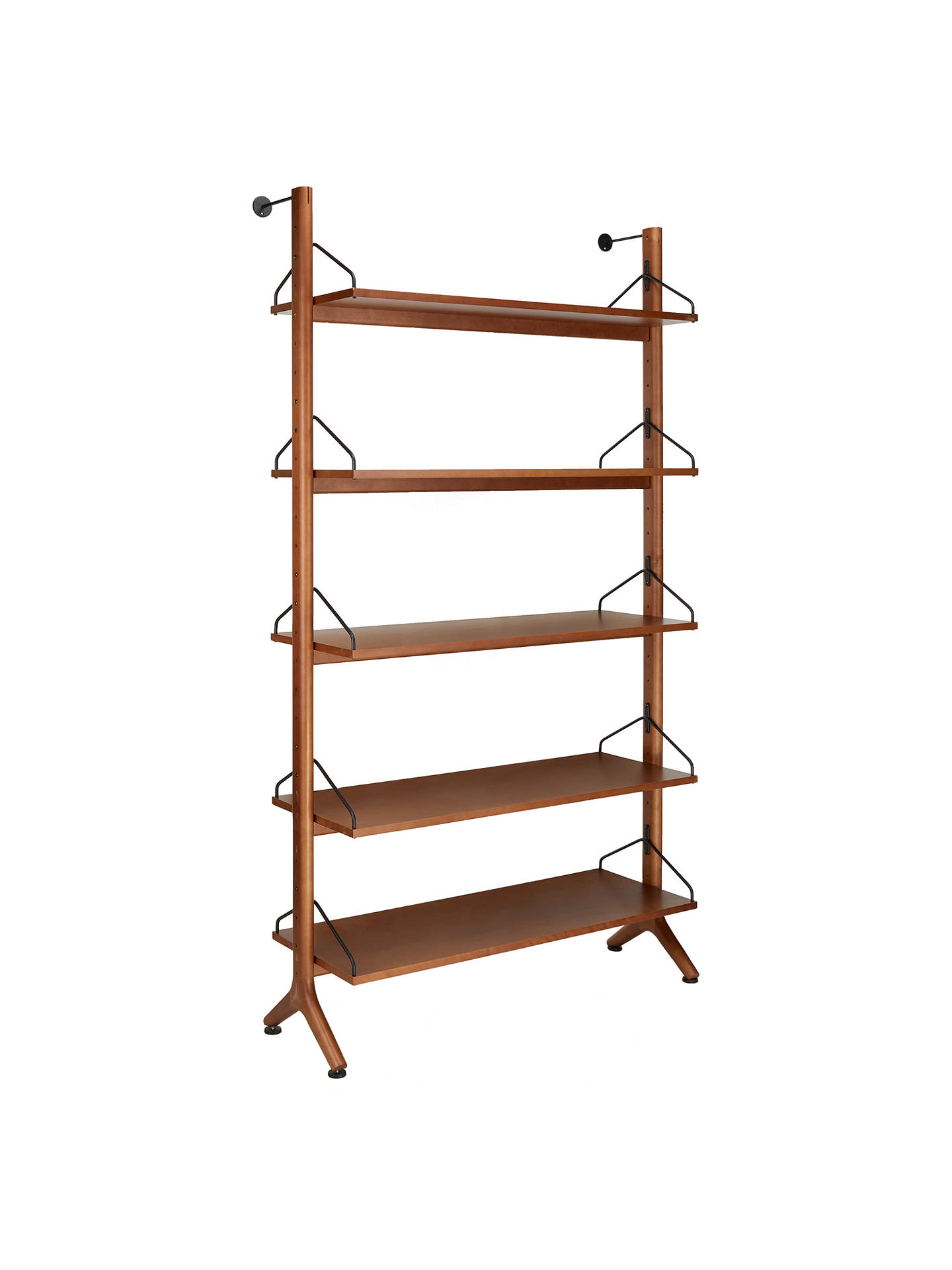 5a2e38b29c8d Buy John Lewis & Partners Soren Wide 5 Shelf Storage Unit Online at  johnlewis. ...
