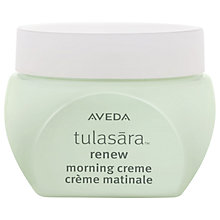 Buy AVEDA Tulasara Renew Morning Creme, 50ml Online at johnlewis.com