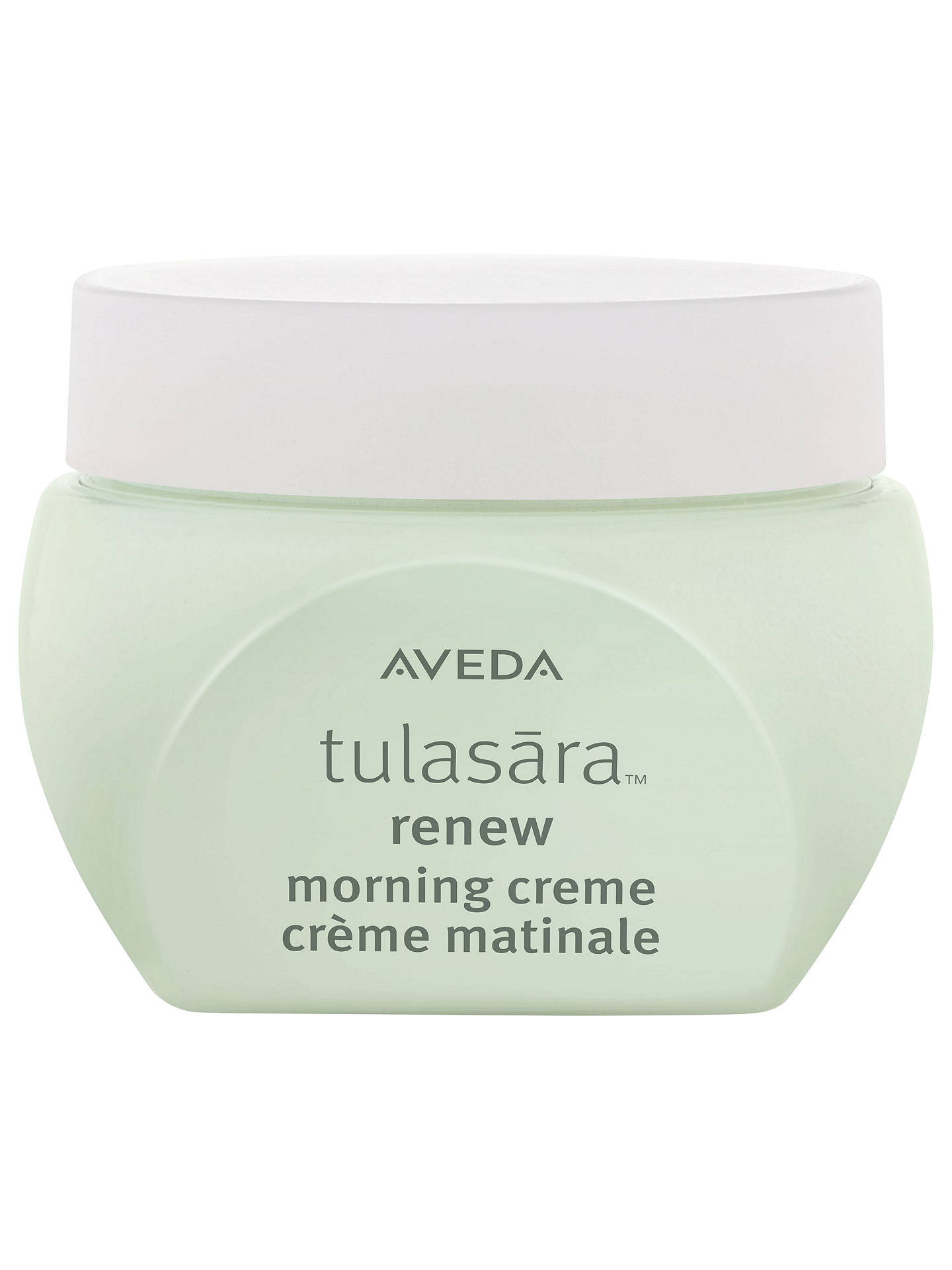 BuyAVEDA Tulasara Renew Morning Creme, 50ml Online at johnlewis.com