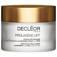 Buy Decléor Prolagene Lift - Lift & Firm Day Cream, 50ml Online at johnlewis.com