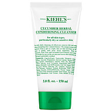 Buy Kiehl's Cucumber Herbal Conditioning Cleanser, 150ml Online at johnlewis.com