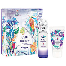 Buy Sisley Eau Tropicale Eau de Toilette, 50ml Fragrance Gift Set Online at johnlewis.com