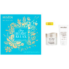 Buy Decléor Stop Breathe Relax Skincare Gift Set Online at johnlewis.com