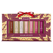 Buy Fresh 'Sugar Lip Suite' Skincare Gift Set Online at johnlewis.com