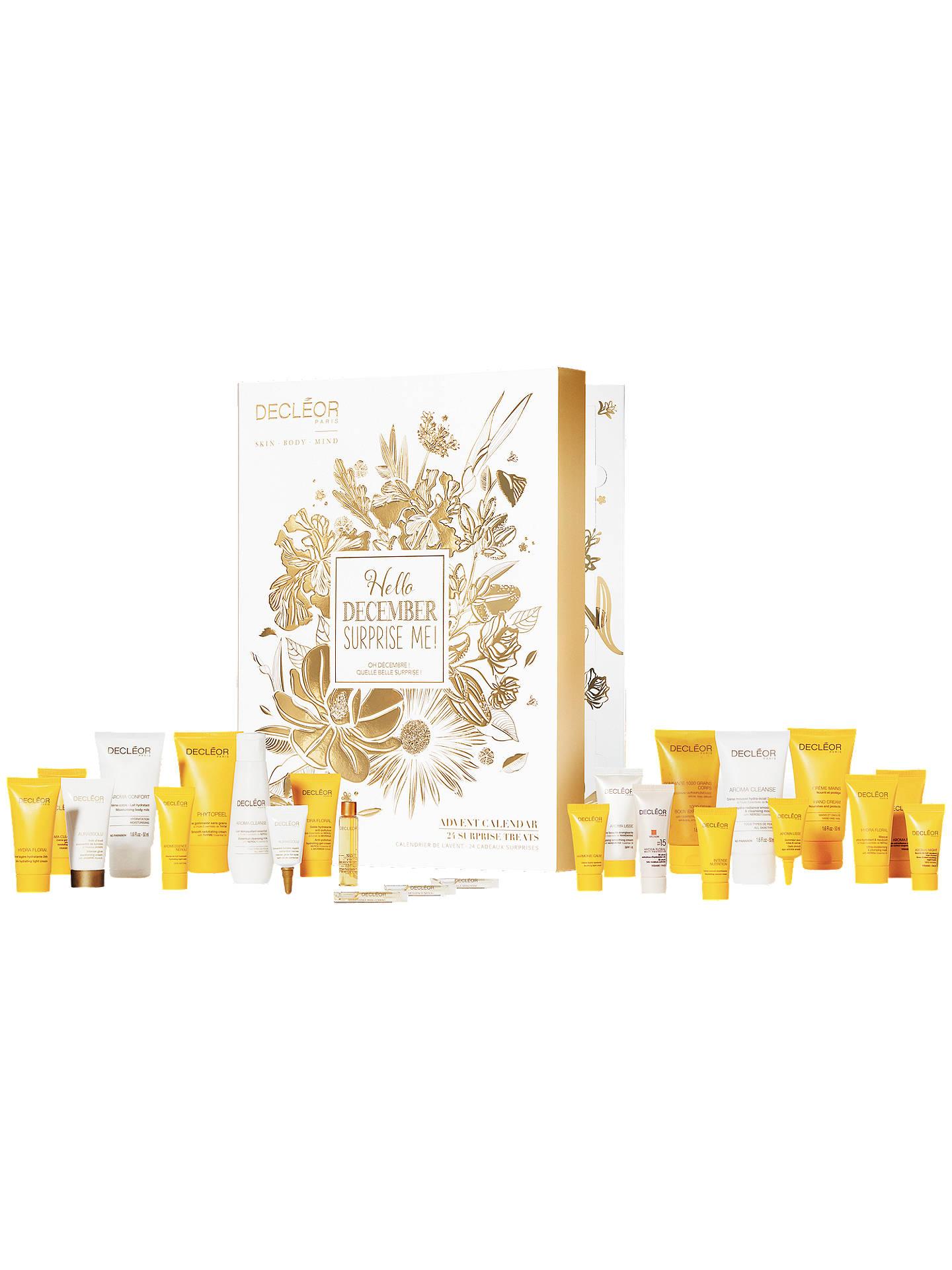 Decléor Beauty Advent Calendar at John Lewis & Partners