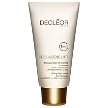 Buy Decléor Prolagene Lift - Lifting Flash Mask, 50ml Online at johnlewis.com