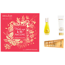 Buy Decléor 'Wake-Up & Be Awesome' Radiance Collection Online at johnlewis.com