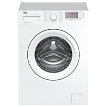 Buy Beko WTG721M1W Freestanding Washing Machine, 7kg Load, A+++ Energy Rating, 1200rpm Spin, White Online at johnlewis.com