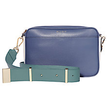 Buy Modalu Bailey Leather Camera Cross Body Bag Online at johnlewis.com