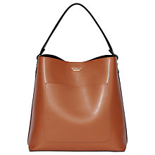 Buy Modalu Imogen Leather Shoulder Bag Online at johnlewis.com