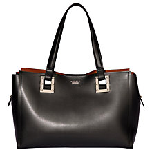 Buy Modalu Flora Leather Tote Bag Online at johnlewis.com