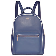 Buy Modalu Maddie Leather Backpack Online at johnlewis.com