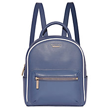 Buy Modalu Maddie Leather Mini Backpack Online at johnlewis.com