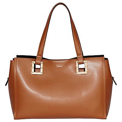 Modalu Flora Leather Tote Bag