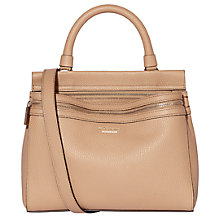 Buy Modalu Billie Leather Mini Grab Bag Online at johnlewis.com