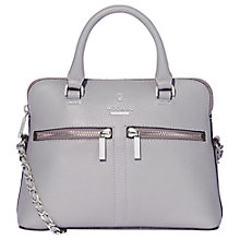 Buy Modalu Pippa Leather Chained Cross Body Bag Online at johnlewis.com