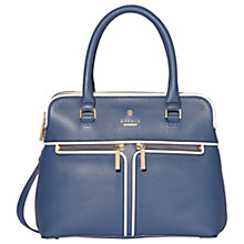 Buy Modalu Pippa Leather Mini Grab Bag Online at johnlewis.com