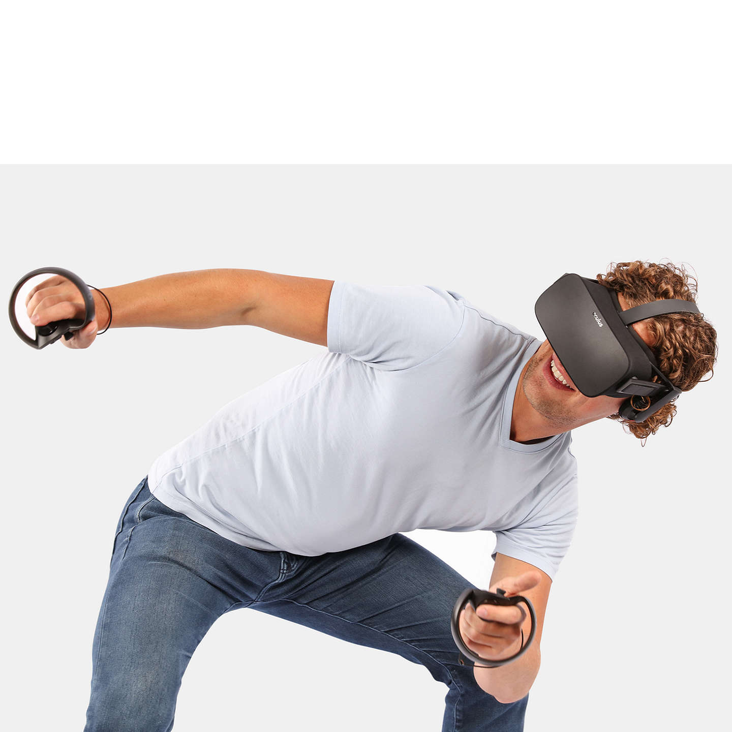 BuyOculus Rift Virtual Reality Headset and Touch Controllers Online at johnlewis.com