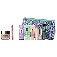 Buy Clinique Chubby Stick and Moisture Surge Extended Thirst Relief with Gift Online at johnlewis.com