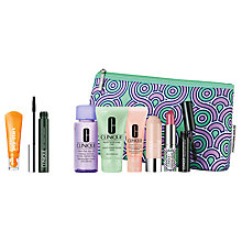 Buy Clinique Pep-Start Eye Cream and High Impact Mascara with Gift Online at johnlewis.com
