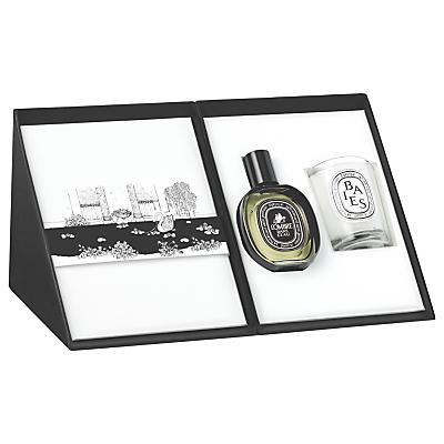 Diptyque L'Ombre Dans L'Eau Eau de Parfum And Baies Candle Gift Set