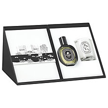 Buy Diptyque L'Ombre Dans L'Eau Eau de Parfum And Baies Candle Gift Set Online at johnlewis.com