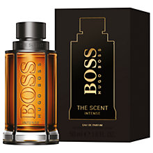 Buy HUGO BOSS BOSS The Scent Intense For Him Eau de Parfum Online at johnlewis.com