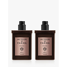 Buy Acqua di Parma Colonia Mirra Eau de Cologne Concentrée Travel Spray Refills, 2 x 30ml Online at johnlewis.com